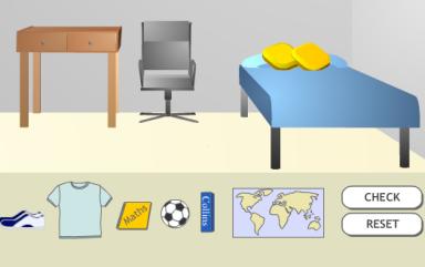 Игра «Drag and Drop» для изучения английского языка онлайн