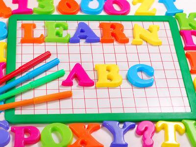 Детская песенка алфавит — ABC (alphabet) song