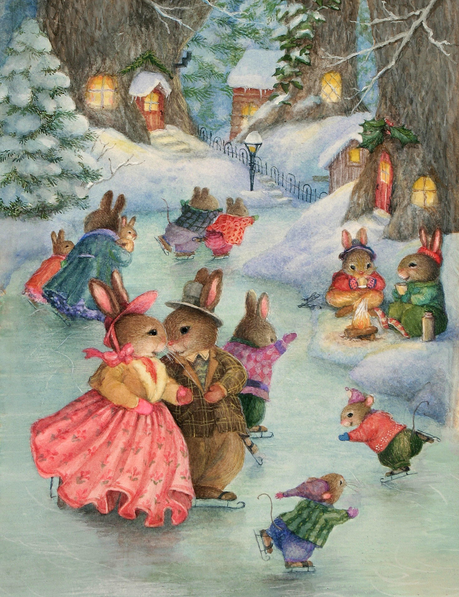 Песни на английском языке про Новый год и Рождество с переводом