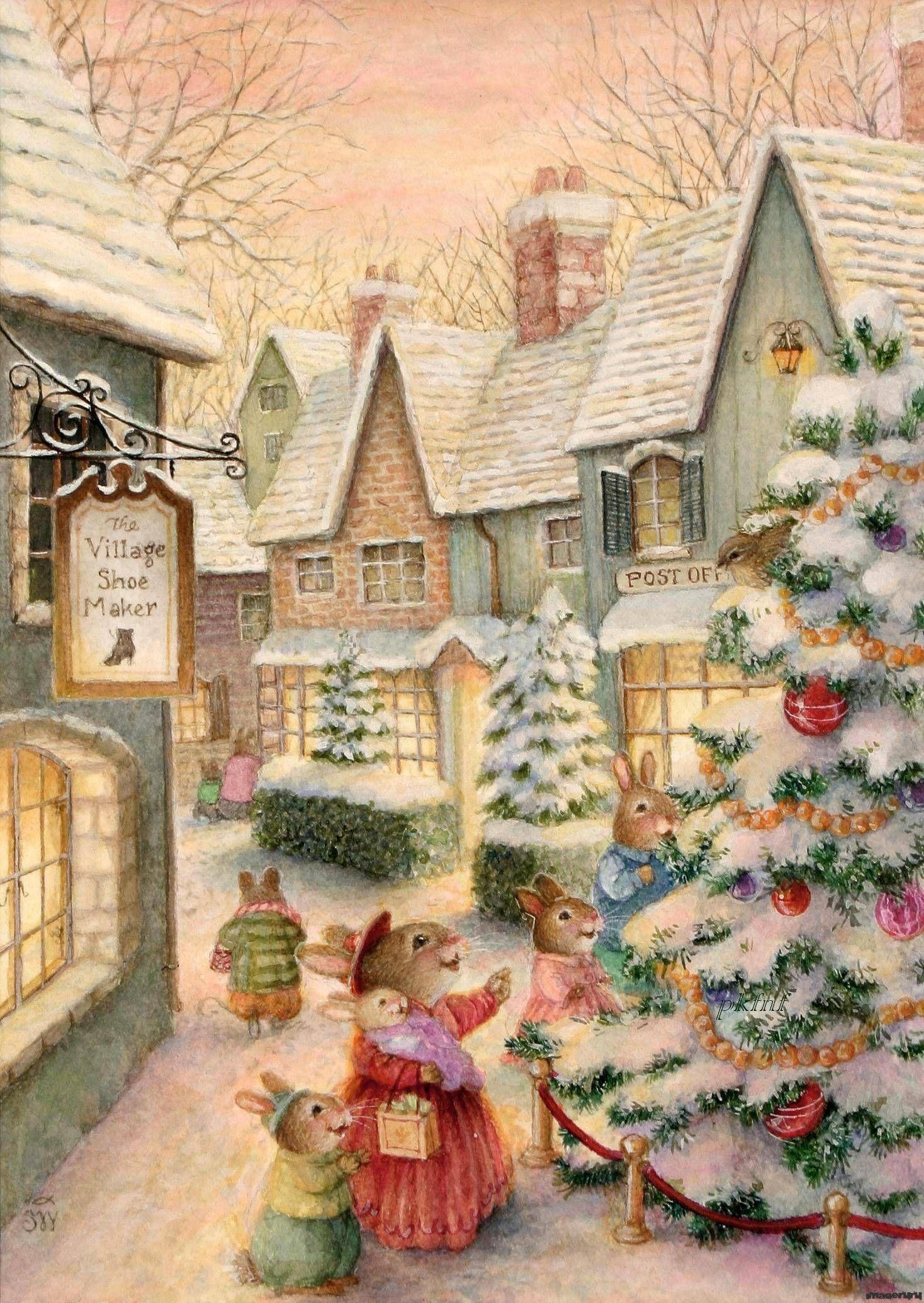 Загадки на английском языке про Новый год и зиму с ответами