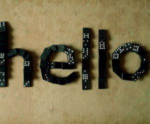 «Привет» по-английски