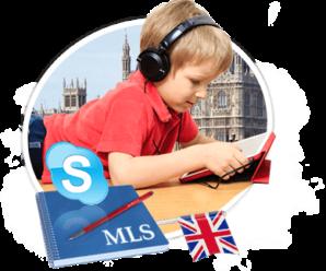 Онлайн обучение английскому языку для детей
