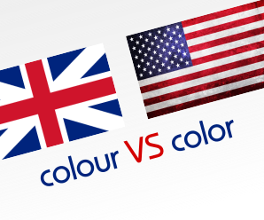 Color или colour. Как правильно?